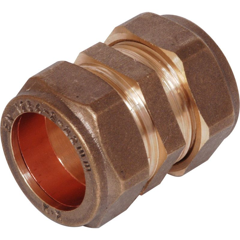 Mm compression coupling cb