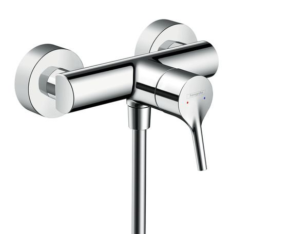 hansgrohe talis s single lever shower mixer for exposed. Black Bedroom Furniture Sets. Home Design Ideas
