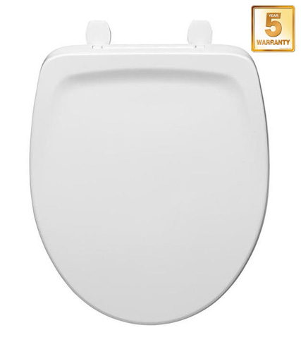 Armitage Shanks Saturn White Toilet Seat S404001 DISCONTINUED