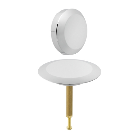 Geberit Ready To Fit Set For Bathtub Drain With Turn