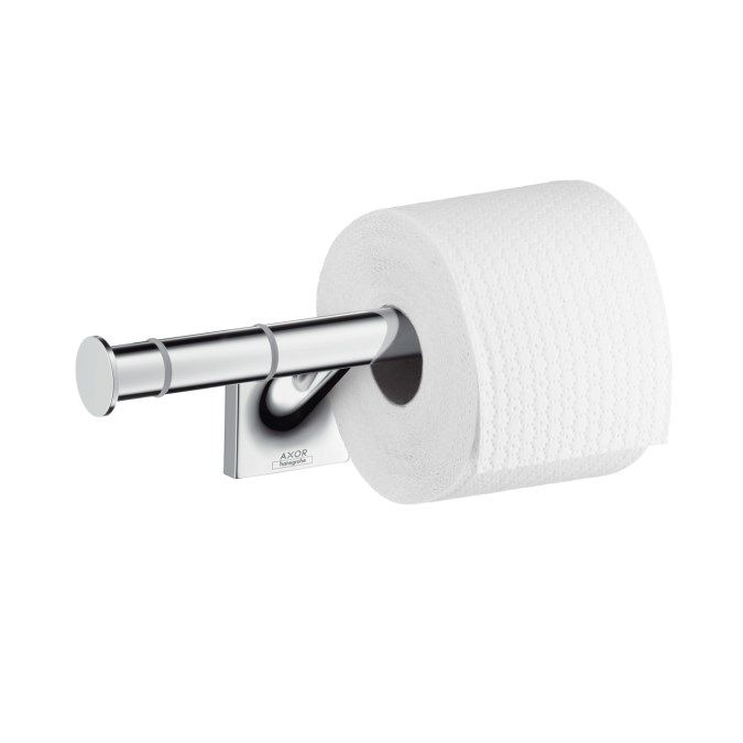 Hansgrohe Axor Starck Organic Toilet Roll Holder 42736000
