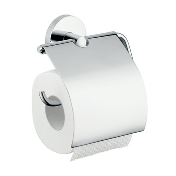 Hansgrohe logis toilet roll holder chrome 40523000 - Porte papier toilette ikea ...