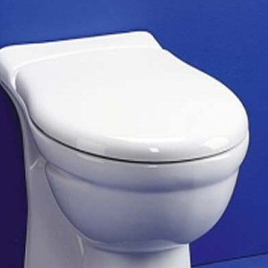 Ideal Standard Alto Toilet Seat And Cover Old English E759097