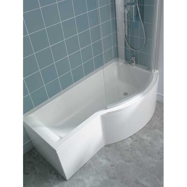 Ideal Standard Concept Shower Bath Curved Screen Spare