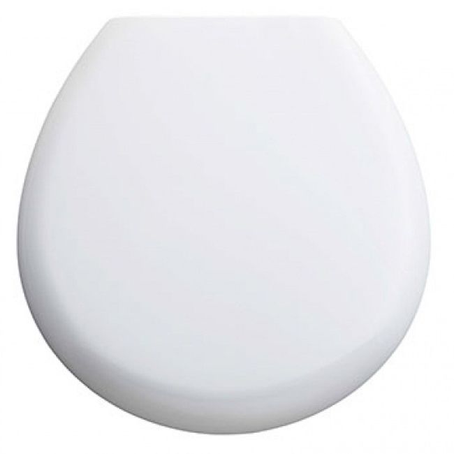 Marvelous Ideal Standard Small Toilet Seat And Cover Slow Close White T638501 Bralicious Painted Fabric Chair Ideas Braliciousco