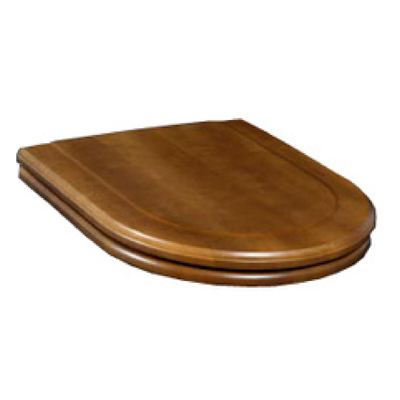 Outstanding Villeroy Boch Hommage Solid Birch Wood Toilet Seat Walnut With Stainless Steel Hinges 99266100 Gmtry Best Dining Table And Chair Ideas Images Gmtryco