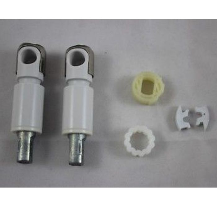 Villeroy & Boch Seat and Cover Soft Close Cylinders Pair O Novo 9224 24 00